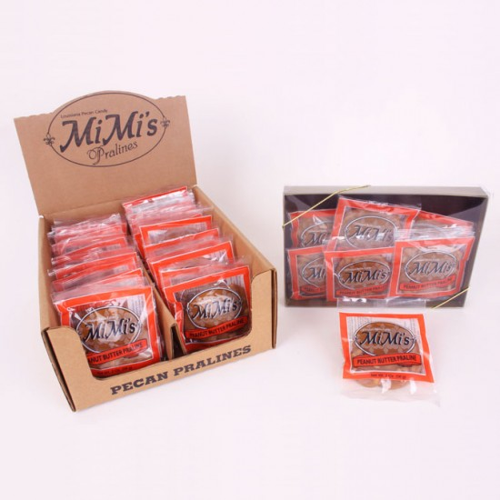MiMi's Peanut Butter Pralines in Gift Boxes